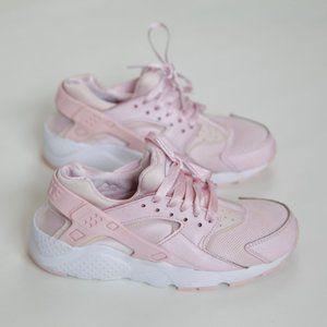 Nike Huarache Run Pink Kids Sneakers Running Shoes